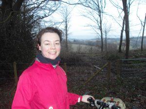 A Happy Cyclist