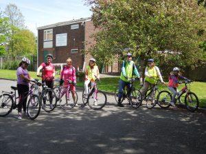 The Ride Steasy Team