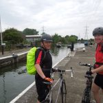 Our Ride Leaders at Pickett Lock