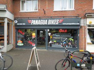 Bigfoot to Brighton - Training Ride 2 @ Panagua Bikes | United Kingdom