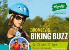 Bromley Biking Buzz @ Norman Park   Bromley   United Kingdom