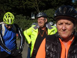 Bigfoot to Brighton - Training Ride 4 @ Panagua Bikes | United Kingdom
