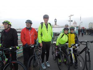Bigfoot to Brighton - The Big Day @ Panagua Bikes | United Kingdom