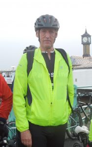 Jonathan Coulter - LibDem Cycling spokesman