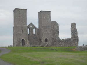 The Monastery at Reculver