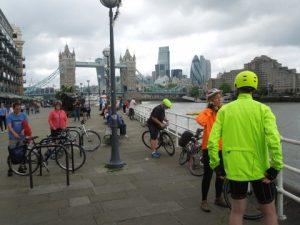 Q1 & St Katharine's Dock @ Quietway1 & St Katherine's Dock | London | England | United Kingdom