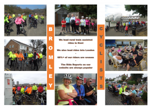 Bromley Cyclist AGM Collage